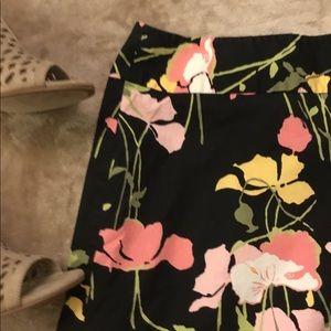 Rafaella Skirts - Rafaella Floral Patterned Skirt 💜